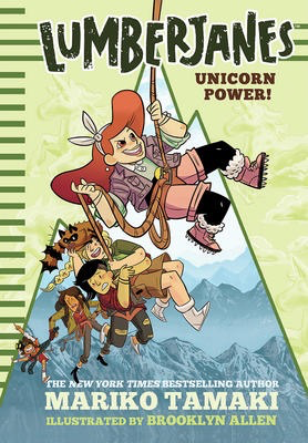 Lumberjanes #1: Unicorn Power