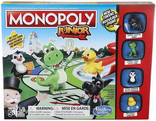 Monopoly Junior (new)