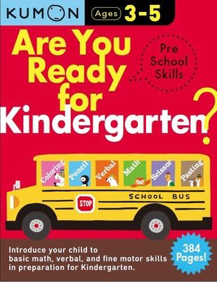 Are You Ready for Kindergarten?  Preschool Skills