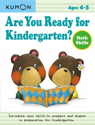 Are you Ready for Kindergarten?: Math Skills: Ages 4-5