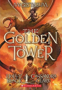 Magisterium #5: The Golden Tower