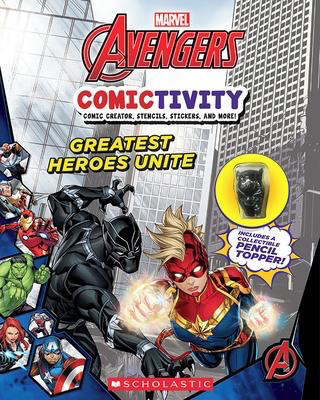 Greatest Heroes  Unite ( Marvel Avengers Comicitivity
