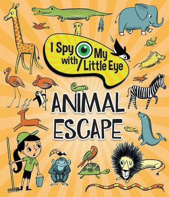 I Spy With My Little Eye: Animal Escape