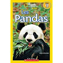 National Geographic: Les Pandas