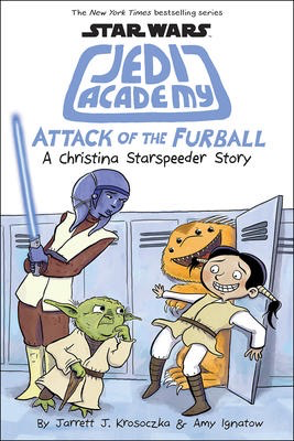 Star Wars Jedi Academy #8: Attack of the Furball