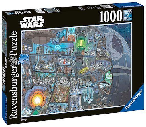Star Wars - Where's Wookie? 1000pc Puzzle