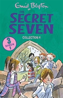 The Secret Seven Collection 4: books 10-12