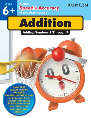 Speed & Accuracy: Adding Numbers 1- 9