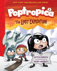 Poptropica #2: The Lost Expedition