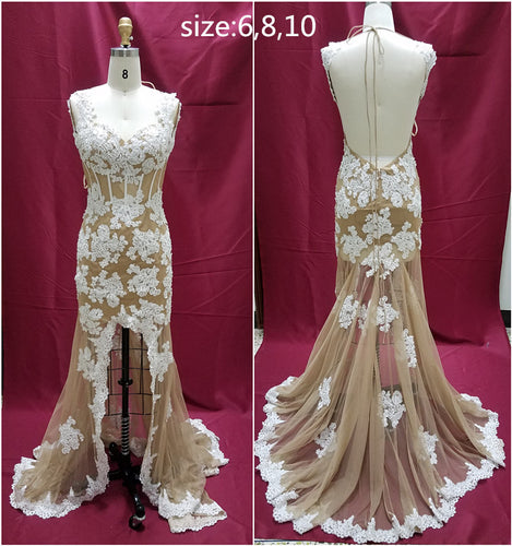 Elegant Lace Evening Dresses for prom or pageant by Darius