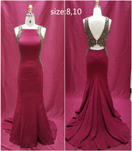 Darius Couture Sleeveless Prom Dresses that are backless