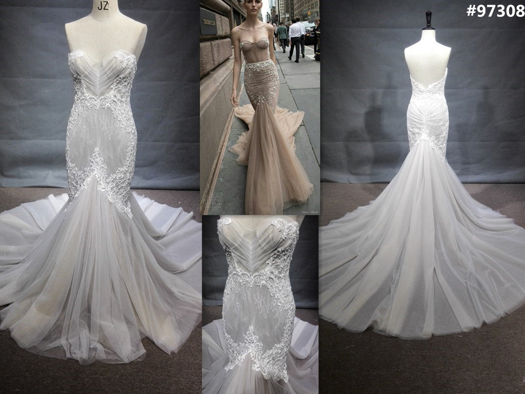 #97308 Replication wedding dresses from Darius Cordell