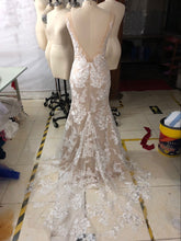 Replica of couture wedding gown inspired by Stevie- Made With Love