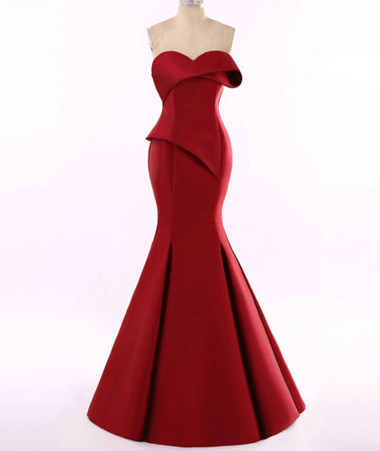 Darius Cordell - Red Haute couture Evening Gowns - Texas Designer