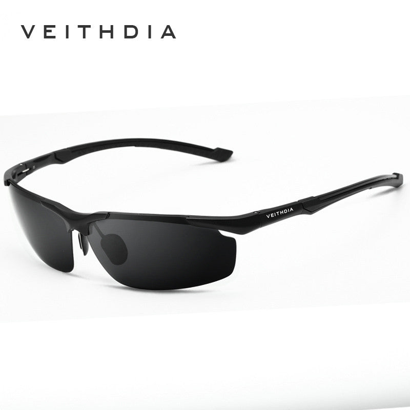 2016 New VEITHDIA Polarized Sunglasses Men Brand Designer Male Vintage Sun Glasses Eyewear  gafas oculos de sol masculino 6592 - Sunglasses Outlet