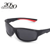 2017 New Fashion Polarized Sunglasses Men Travel Sun Glasses For Driving Golfing Eyewear Gafas De Sol PTE2102
