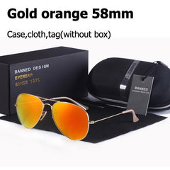 2017 Top quality G15 Glass lens designer brand Sunglasses women men vintage aviation sunglasses feminin new shades oculos de sol