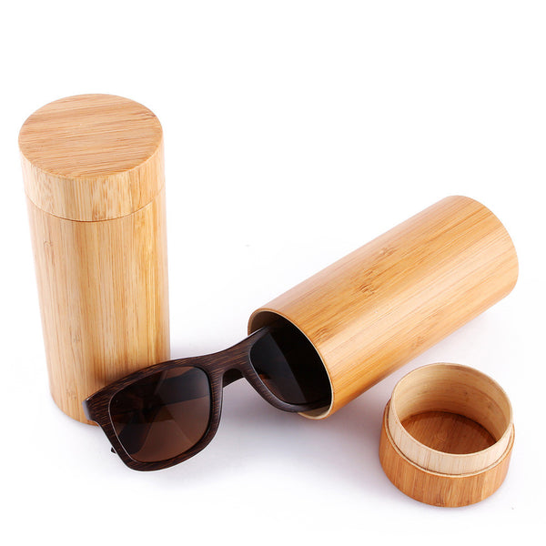 2017 New Bamboo Sunglasses Men Wooden Sun glasses Women Designer Mirror Original Wood Glasses