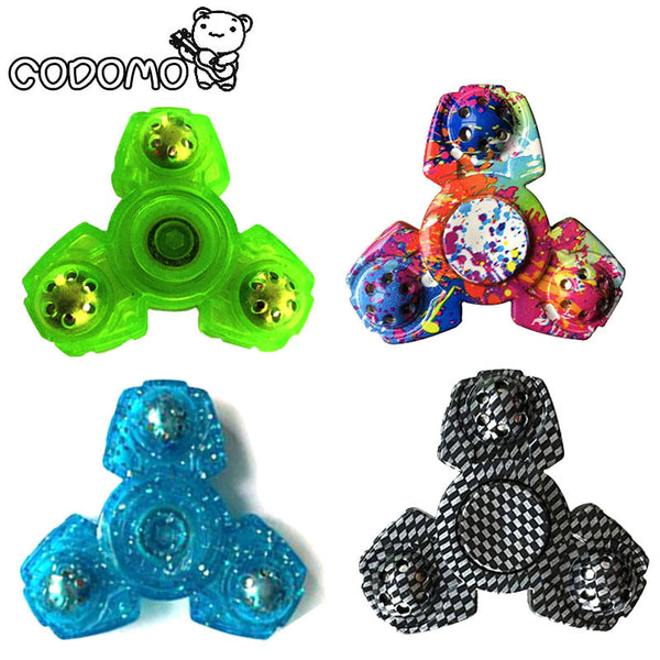 Hand Spinner fidget Metal Zinc Alloy toy 2017 New Metal fidget spinner metal bearing edc finger Spinner Hand relieves stress