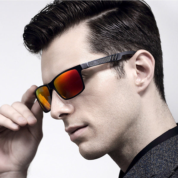2016 New Arrival Polarized Aluminum Square Sunglasses Men Sport Sun Glasses VEITHDIA  Eyeglasses oculos de sol masculino 6560 - Sunglasses Outlet