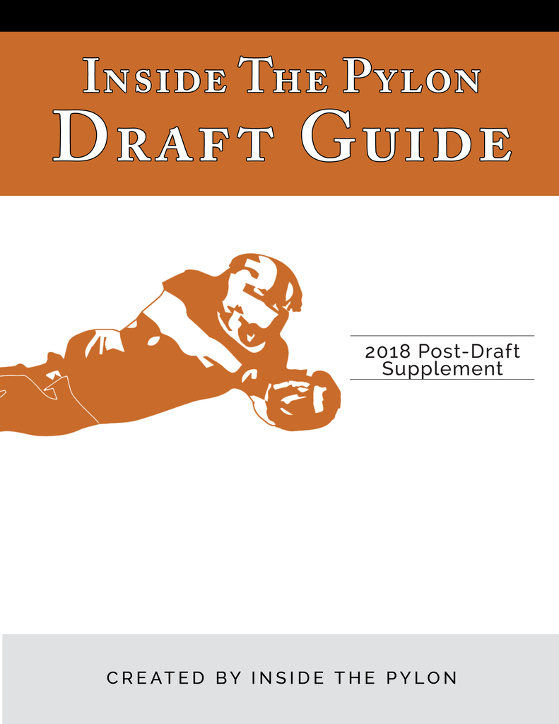 Announcing the Post-Draft Supplement