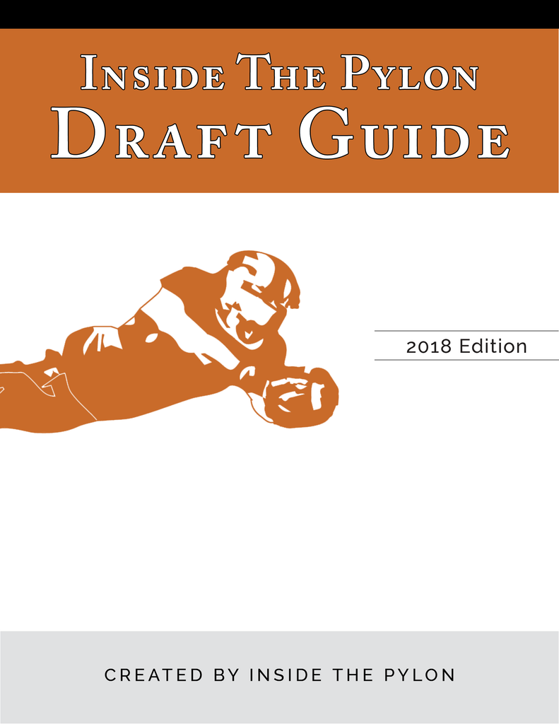 2018 ITP Draft Guide