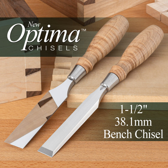 "OPTIMA™ BENCH CHISEL – 1-1/2"" -  (38.1mm)"