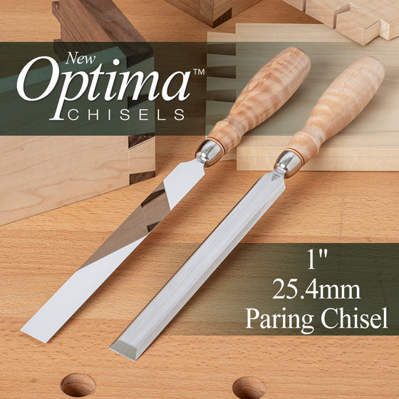 OPTIMA™ Paring Chisel - 1 (1.00) - 25.4mm