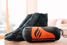 Foot Furnace - Luxury Bed Slipper.