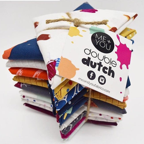 Double Dutch Fabric - Bundles