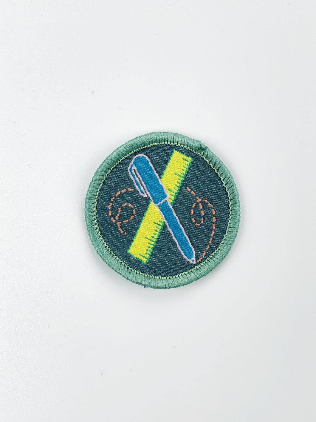 Quilt Cadets Merit Badge: Design Badge