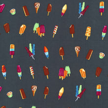 Double Dutch Fabric - Ice Cream Truck ($6/half yard)