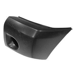 New Painted 2008-2015 Nissan Titan Front Bumper End