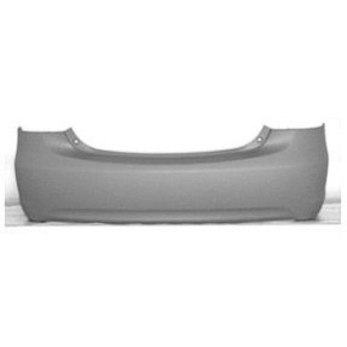 New Painted 2007-2012 Toyota Yaris Sedan Rear Bumper