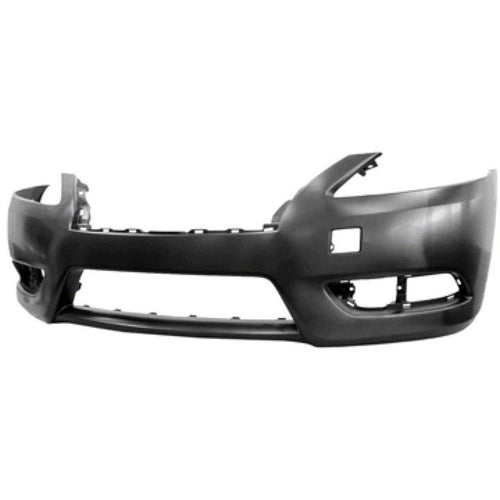 New Painted 2013-2015 Nissan Sentra Front Bumper