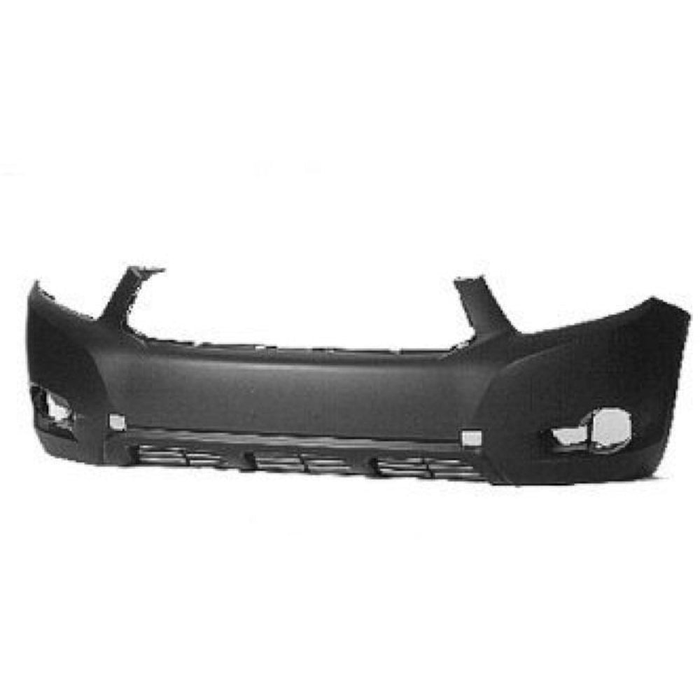 New Painted 2008-2010 Toyota Highlander Front Bumper