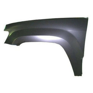 New Painted 2005-2010 Jeep Grand Cherokee Fender