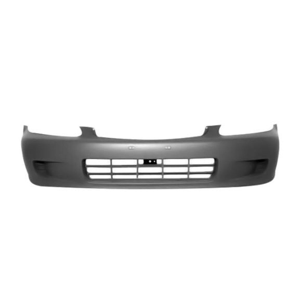 New Painted 1999-2000 Honda Civic Front Bumper