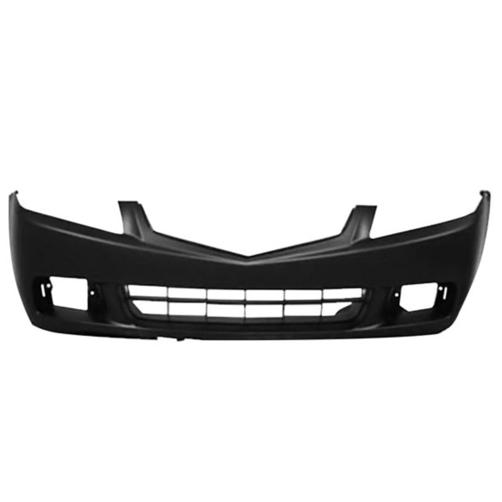 New Painted 2004-2005 Acura TSX Front Bumper