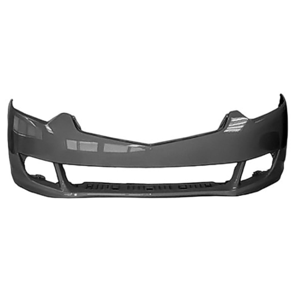 New Painted 2009-2010 Acura TSX Front Bumper