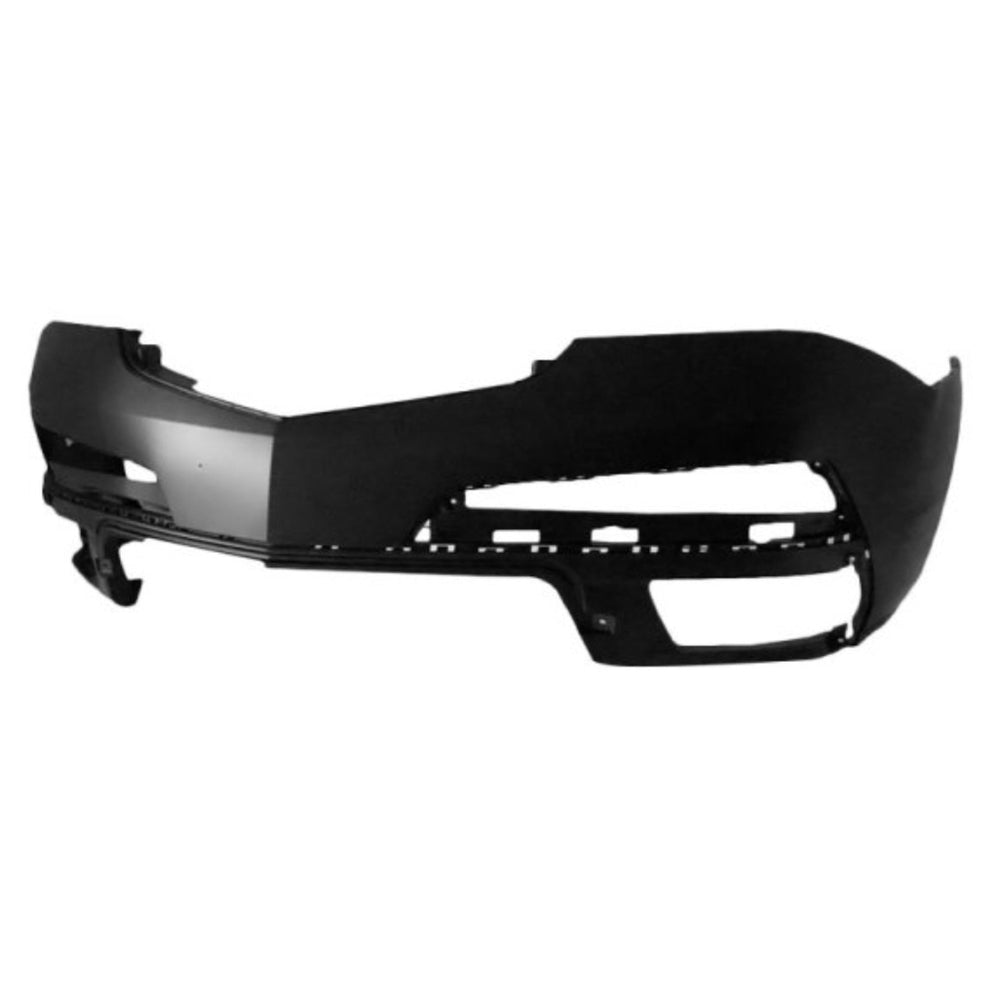 New Painted 2010-2013 Acura MDX Front Bumper