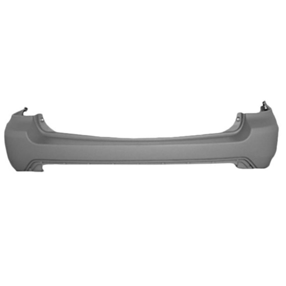 New Painted 2004-2006 Acura MDX Rear Bumper