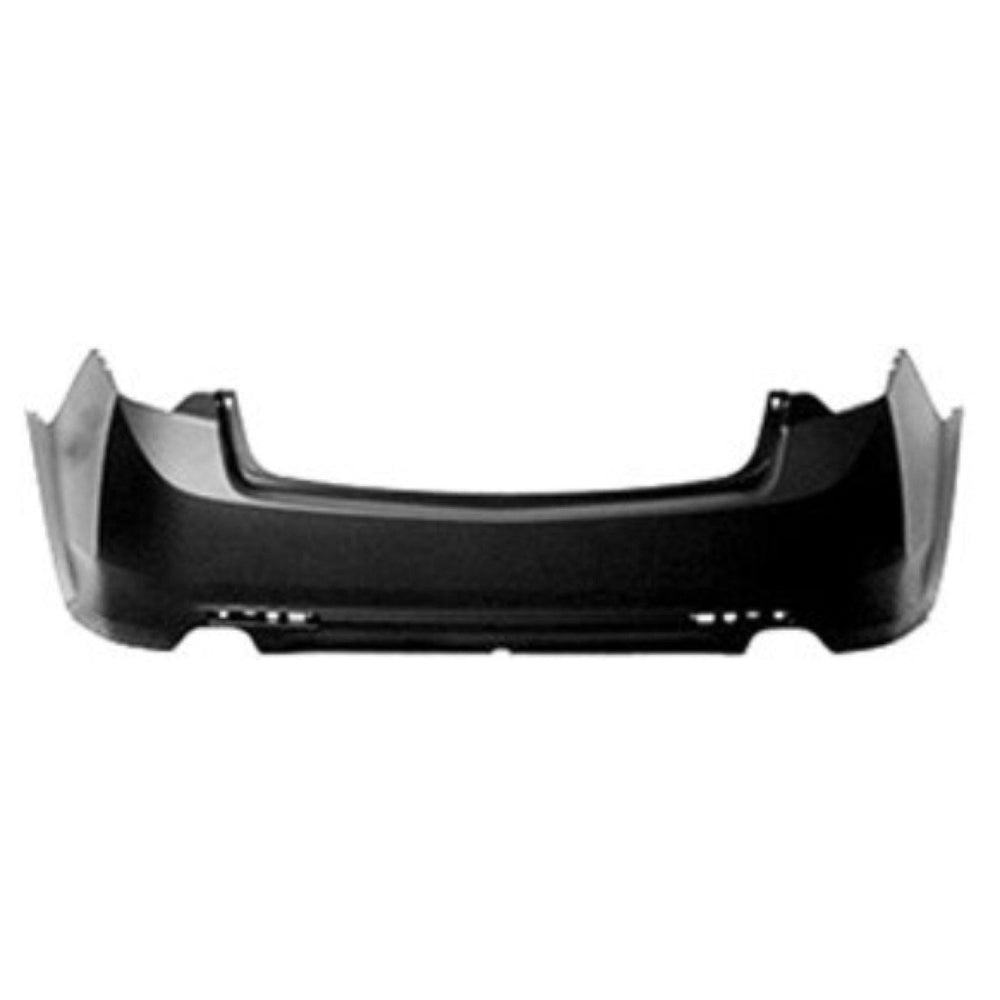 New Painted 2009-2014 Acura TSX Rear Bumper