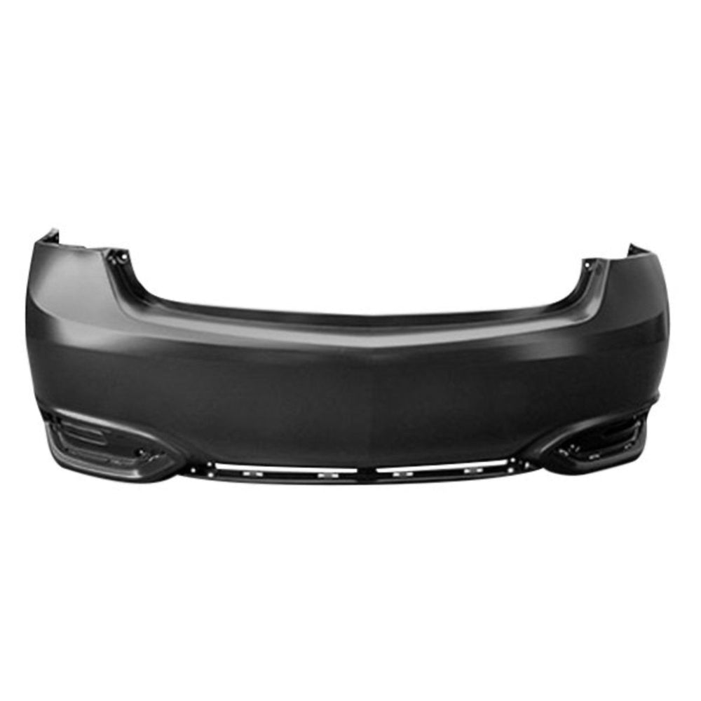 New Painted 2016-2018 Acura ILX Rear Bumper
