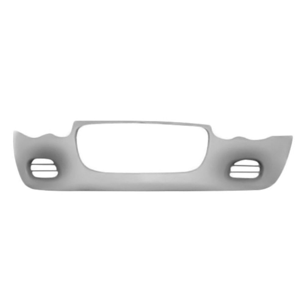 New Painted 2004-2006 Chrysler Sebring Convertible Front Bumper