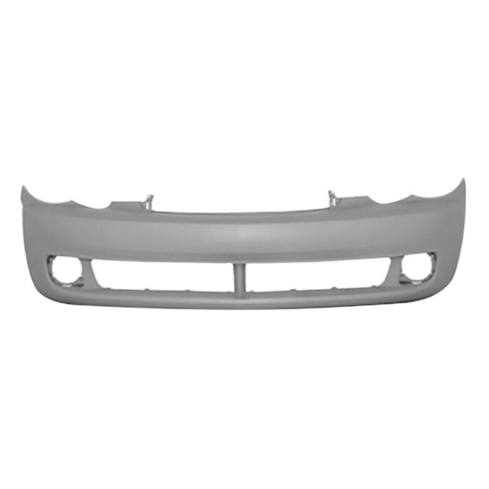 New Painted 2006-2010 Chrysler PT Cruiser Front Bumper