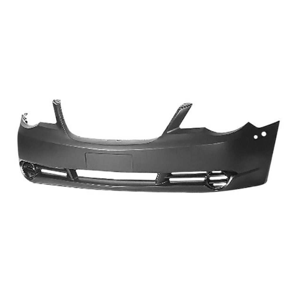 New Painted 2007-2010 Chrysler Sebring Front Bumper