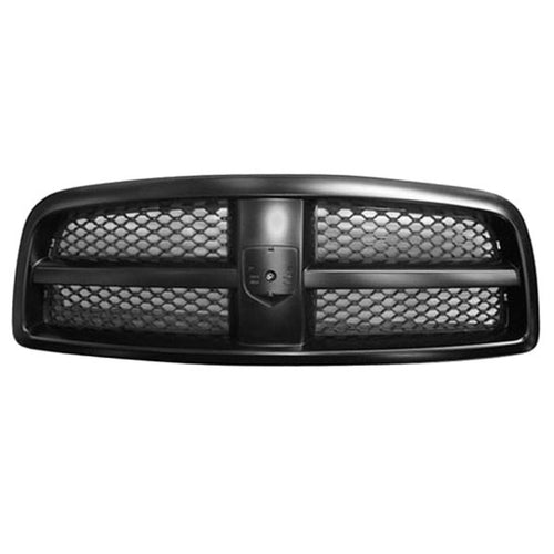New Painted 2009-2012 Dodge Ram 1500 Grille