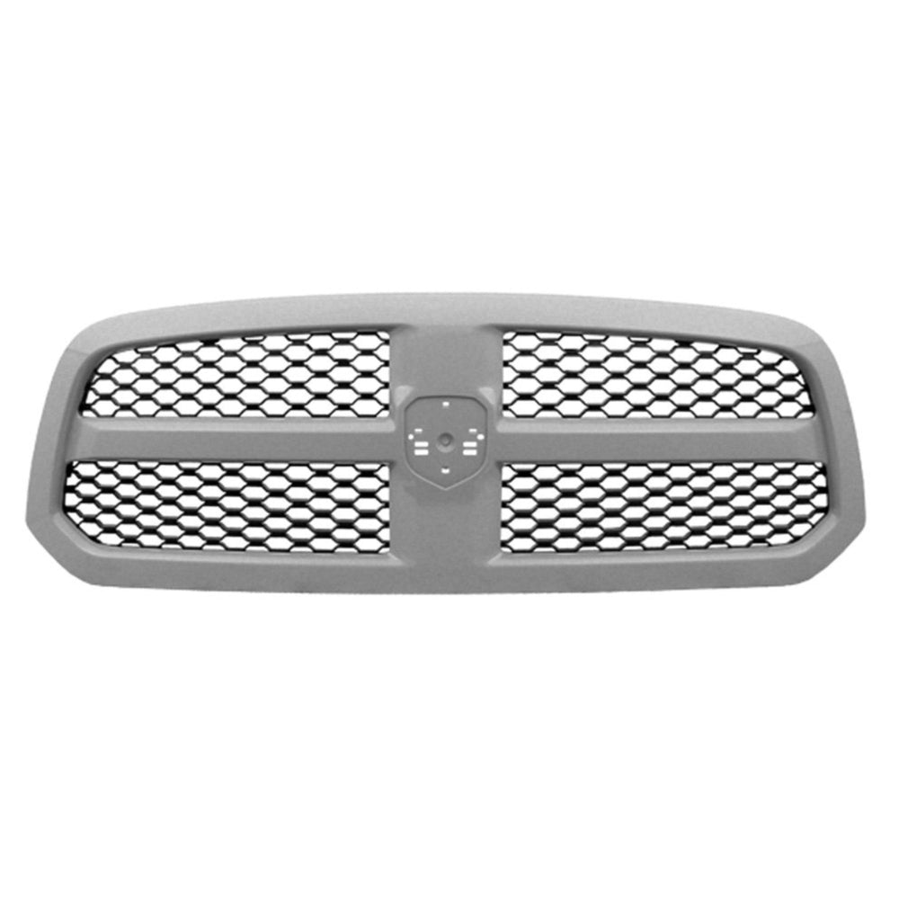 New Painted 2013-2018 Dodge Ram 1500 Grille