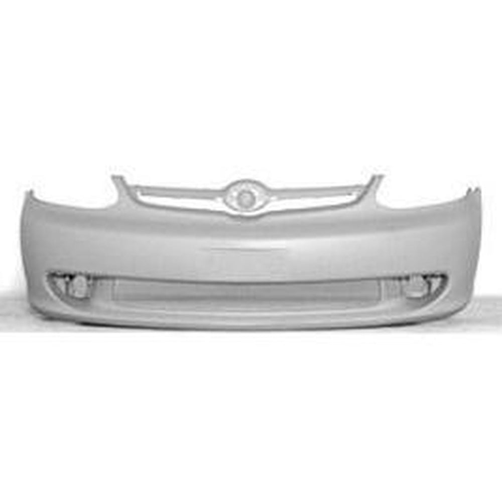New Painted 2003-2005 Toyota Echo Front Bumper